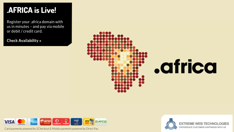 .Africa is Live
